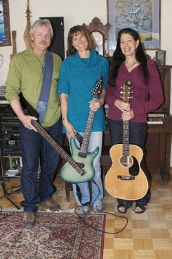 TAKE THE TRIP :  Coalesce Bookstore invites you to see Odyssey Trio on Feb. 5. - PHOTO COURTESY OF ODYSSEY TRIO