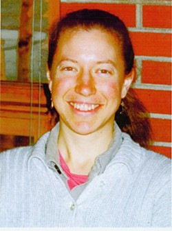 A VISITOR :  Andrea Hug was just visiting the area when she was killed in 1998 during a hike in Montana de Oro State Park in Los Osos. - PHOTO COURESTY OF THE SLO COUNTY SHERIFF'S DEPARTMENT