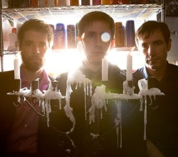 CLIMB EVERY MOUNTAIN :  Awesome, quirky, infectious act The Mountain Goats play Downtown Brew on Nov. 13. - PHOTO COURTESY OF THE MOUNTAIN GOATS