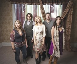 BLUEGRASS BABES :  Americana roots band Bearfoot plays an intimate concert on April 5 at Matt's Music. - PHOTO COURTESY OF BEARFOOT