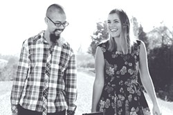 TWO BIRDS:  On Dec. 29, at Last Stage West, see jazzy, punk-grass Americana duo Them Travelin' Birds (Cassandra O'Connor and Tracy Hui). - PHOTO COURTESY OF THEM TRAVELIN' BIRDS