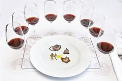 BACK TO SCHOOL :  Learn something new about Pinot and experience some delicious taste combinations at the Iron Sommelier seminar during WOPN. - PHOTO COURTESY OF WORLD OF PINOT NOIR