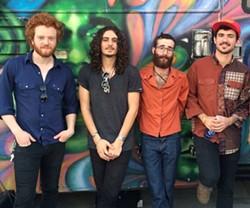 WANDER IN:  Tumbleweed Wanders bring their Americana-inspired folk, rock, and soul music to SLO Brew on Feb. 12. - PHOTO COURTESY OF TUMBLEWEED WANDERERS