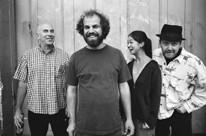 EAT UP :  Hit the potluck and stay for the sounds of JimBo Trout & the Fishpeople when they play the Red Barn on Sept. 25. - PHOTO COURTESY OF JIMBO TROUT & THE FISHPEOPLE