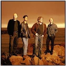 CHALLENGE YOURSELF! :  The bizarrely awesome and totally indescribable Kronos Quartet plays Jan. 20 in the PAC's Cohan Center. - PHOTO COURTESY OF KRONOS QUARTET