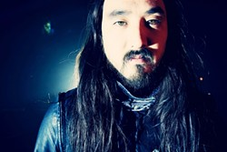 A-OKAY!:  Phenomenal DJ/producer Steve Aoki brings his Winter White show to the Cal Poly Rec Center on Jan. 31. - PHOTO COURTESY OF STEVE AOKI