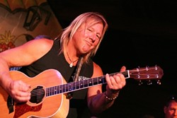 PISMO SPANKY! :  Spanky Baldwin headlines The Porch on March 22 for Songwriters at Play. - PHOTO COURTESY OF SPANKY BALDWIN