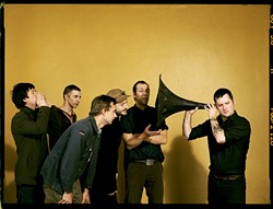 EXPERIMENTAL:  Indie, experimental rock act Modest Mouse plays Vina Robles Amphitheatre on Sept. 24. - PHOTO COURTESY OF MODEST MOUSE