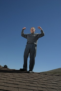 STRONG SUPPORTER :  Jack LaLanne, a longtime Morro Bay resident, died on Jan. 23. - FILE PHOTO
