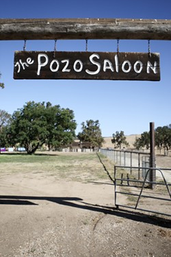 POZOVERKILL :  The remote Pozo Saloon near Santa Margarita stages concerts by famous performers and the third annual 420 Festival was no exception, but around 50 undercover narcotics agents circulated among the crowd of 2,000 fans who attended. - PHOTO BY STEVE E. MILLER