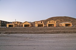 IN DEMAND:  The completed phases at the Serra Meadows project in San Luis Obispo's Margarita area have been bought up as quickly as they've been built. Additional phases are in the works. - PHOTO BY DYLAN HONEA-BAUMANN
