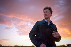 LOVE HIM:  Lyle Lovett & His Large Band plays Vina Robles Amphitheatre on Aug. 8. - PHOTO COURTESY OF LYLE LOVETT