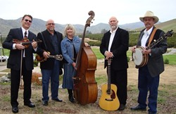 HEAD ON DOWN THE HIGHWAY :  Get some cutting-edge bluegrass when Highway 65 plays the SLO Down Pub on Aug. 7. - PHOTO COURTESY OF HIGHWAY 65