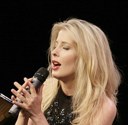 MS. HOLLAND'S OPUS :  Sony Holland will bring her smooth jazz sounds to three shows this week: Nov. 12 and 15 at Rose's Landing in Morro Bay and Nov. 14 at Spyglass Inn. - PHOTO COURTESY OF SONY HOLLAND