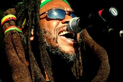 REGGAE ICON :  David Hinds and Steel Pulse headline Pozo Saloon on May 16 during a three-act reggae extravaganza. - PHOTO COURTESY OF STEEL PULSE