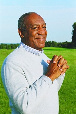 BILL COSBY :  Sept. 26, 3 and 7 p.m. $24-$74. Info: billcosby.com. - PHOTO COURTESY OF CAL POLY ARTS