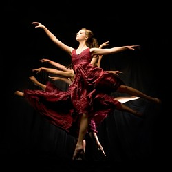 THE ART OF DANCE: - COURTESY OF SARA TOLLEFSON