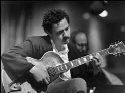 JAZZED :  Guitarist Larry Koonse (pictured) and bassist Tom Warrington are the next attraction at the Famous Jazz Artist Series at the Hamlet in Cambria on Oct. 26 - PHOTO COURTESY OF LARRY KOONSE