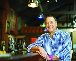 A TASTY WAY TO GIVE :  Join Charles Myers at Big Sky for a great meal and a great cause. - PHOTOS BY STEVE E. MILLER
