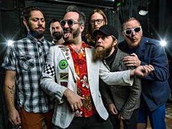 SKANK IT:  Upbeat ska-punkers Reel Big Fish headline a three-band show on Jan. 12 at The Graduate. - PHOTO COURTESY OF REEL BIG FISH