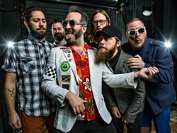 SKANK IT:  Upbeat ska-punkers Reel Big Fish headline a three-band show on Jan. 12 at The Graduate. - PHOTO COURTESY OF REEL BIG FISH