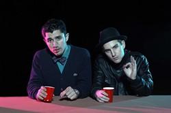 HIPPITY-HOP :  Indie-pop hip-hop duo The Cataracs play The Graduate on Feb. 21. - PHOTO COURTESY OF THE CATARACS