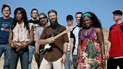 ONE LOVE:  California roots reggae act Groundation returns to SLO Brew on Aug. 31. - PHOTO COURTESY OF GROUNDATION