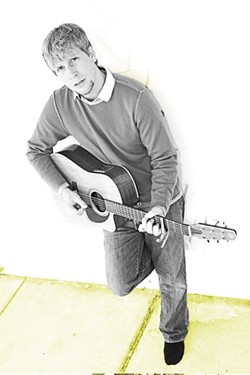 HE'S A CONTENDER! :  Award-winning singer-songwriter Loren Radis and his band Each Passing Day play a number of shows this and next month, starting with an appearance on KCBX and a concert at Linnaea's cafe on Sept. 6. - PHOTO COURTESY OF LOREN RADIS