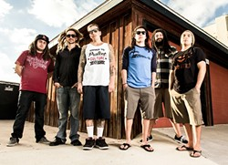 SUMMERTIME FUN:  Tribal Seeds is one of several reggae acts playing the daylong Rootfire at the Beach show on Aug. 2 at Avila Beach Golf Resort. - PHOTO COURTESY OF TRIBAL SEEDS