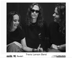 SHREDDIN' IT UP :  The Travis Larson Band adds their progressive rock fusion to Ho Ho Hoey's Rockin' Holiday Show at SLO Brew on Dec. 9. - PHOTO COURTESY OF THE TRAVIS LARSON BAND