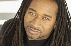 SPIRITUAL HEALING:  René Collins brings his uplifting songs to Linnaea's Cafe on May 17. - PHOTO COURTESY OF RENE COLLINS