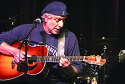 """GET 'EM WHILE THEY'RE HOT :  Blues master Michael """"Hawkeye"""" Herman plays the SLO Botanical Garden on June 3, but get tickets now: Their last four shows sold out quickly. - PHOTO COURTESY OF HAWKEYE HERMAN"""