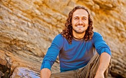 INSPIRE! :  Bentley Murdock, SLO's new ambassador, will bring his inspiring music to the 23th Annual Earth Day Festival in El Chorro Regional Park on April 21. - PHOTO COURTESY OF BENTLEY MURDOCK