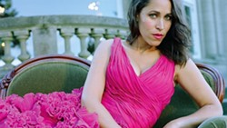 CHANTUESE!:  Lead singer China Forbes spoke to New Times about all things Pink Martini. - PHOTO COURTESY OF CHINA FORBES