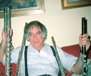 HE'S THE MOST :  On Sept. 7, jazz legend Sam Most will bring his flute virtuosity to the next Famous Jazz Artist Series Concert at the Hamlet in Cambria. - PHOTO COURTESY OF SAM MOST