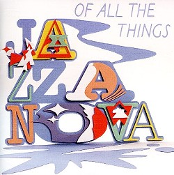 JAZZANOVA—OF ALL THE THINGS (VERVE):