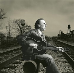 SAME OLD MAN :  Touring in support of his newest album Same Old Man, John Hiatt plays The Graduate on Nov. 11. - PHOTO COURTESY OF JOHN HIATT
