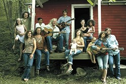 GUTHRIE FAMILY RIDES AGAIN :  April 20 at 7:30 p.m. $48-58 - PHOTO COURTESY OF THE CLARK CENTER