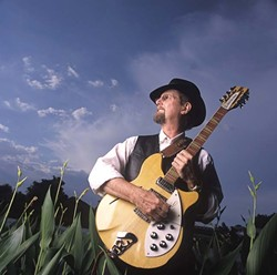 LEGEND! :  Bryds founder Roger McGuinn plays Oct. 10 at Cal Poly's Spanos Theatre. - PHOTO COURTESY OF ROGER MCGUINN