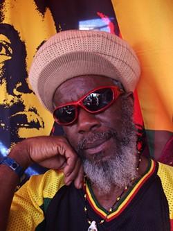 REGGAE MAN :  Jamaica-born Ras Danny and the Reggae All Stars will provide live music at the Tribal Fusion Faire in SLO on Dec. 17, 18, and 19. - PHOTO COURTESY OF RAS DANNY