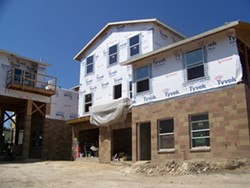 HOME SWEET HOME :  Applications are being accepted for affordable housing in Avila Beach. - PHOTO COURTESY OF PEOPLES' SELF HELP HOUSING