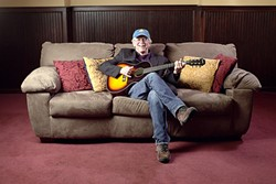 BALLADEER :  See Ramblin' Randall Lamb at The Porch on Feb. 10. - PHOTO COURTESY OF DECKER