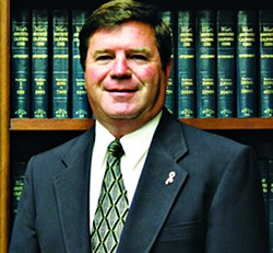 ELECTED OFFICIAL :  With not one, but two lawsuits in 2008 naming Sheriff Pat Hedges an instrument of privacy invasion, many voters are counting the days until Nov. 2, 2010. - FILE PHOTO