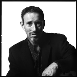 THERE'S SOMETHING ABOUT JONATHAN :  Jonathan Richman, a superstar of college radio in the '80s and the guy who did all those quirky songs in the movie There's Something About Mary, plays Big Sur's Henry Miller Library on June 15. - PHOTO COURTESY OF JONATHAN RICHMAN