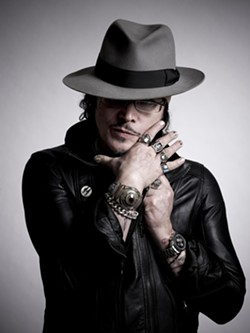 STAND AND DELIVER:  There are still tickets for Adam Ant's show at the historic Fremont Theater on Sept. 18. Come and get 'em! - PHOTO COURTESY OF ADAM ANT