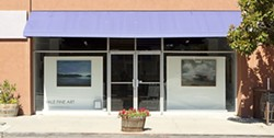 VISIT TO SEE :  Vale Fine Art paints a new picture of art in the North County. - PHOTO BY STEVE E. MILLER