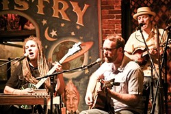 BIG SOUND:  Small Souls, known for their elegant, symphonic folk styling, will play Shell Café in Pismo Beach on Thursday, Dec. 18 with fellow Portlanders Shoeshine Blue. - PHOTO COURTESY OF SMALL SOULS