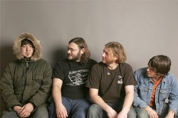 BUNDLE OF AMERICANA ROCK! :  Alaska's The Whipsaws bust out the alt.country and rock'n'roll on May 16 at Downtown Brew with local opening acts Derek Senn and Butch Boswell. - PHOTO COURTESY OF THE WHIPSAWS