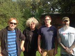 PUNK METAL LEGENDS:  The Melvins bring their raucous sounds to SLO Brew on Oct. 22. - PHOTO COURTESY OF THE MELVINS