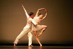 DVORAK SERENADES : - PHOTO COURTESY OF LAR LUBOVITCH DANCE COMPANY